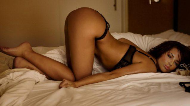 Adriana Lima doggystyle position